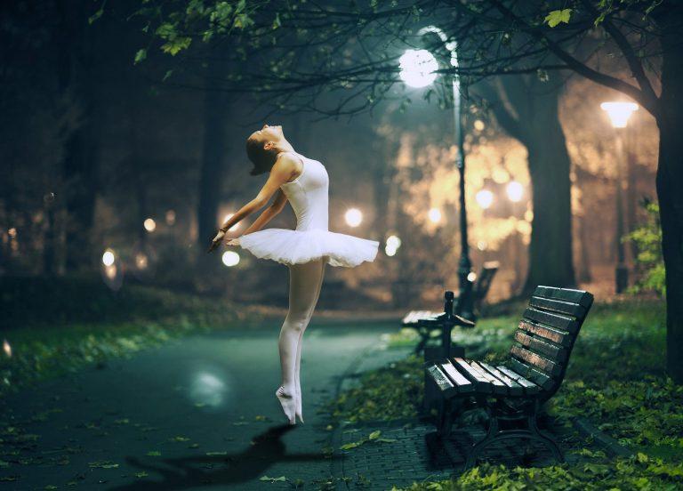 Baila como si nadie te estuviera viendo… MEG